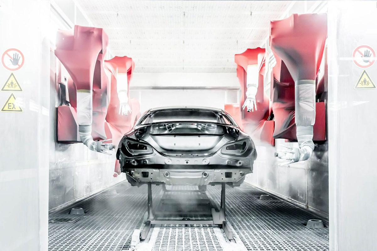2018 Mercedes-Benz A Class Sedan 正式投入生产!