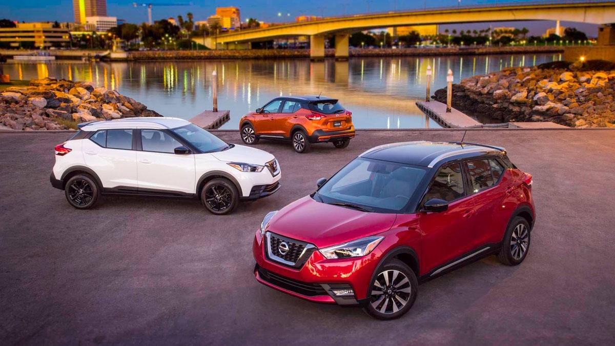 Nissan Kicks 今年有望进军我国?小型SUV市场大混战!