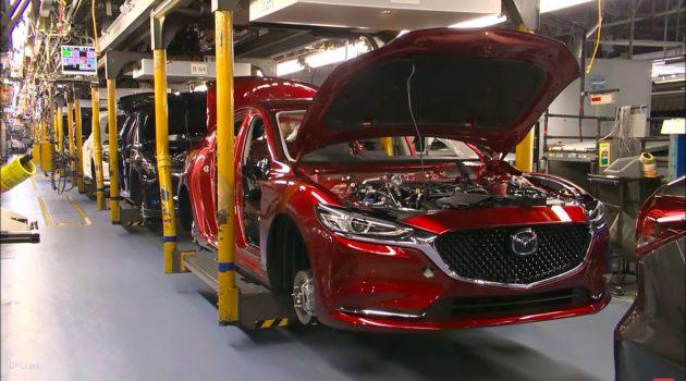 Mazda 创下生产5000万辆汽车的重要里程碑!