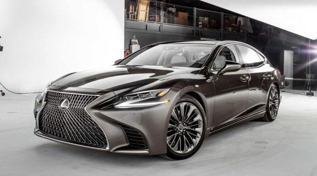 Lexus Malaysia 公布 GST 后的全新车价!