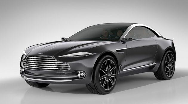最大马力 700 hp, Aston Martin DBX 变身混动跑车!