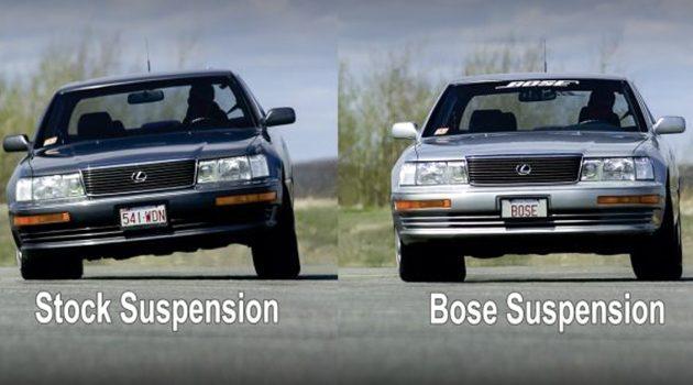 如履平地! Bose 魔毯式数位化悬挂系统即将量产!