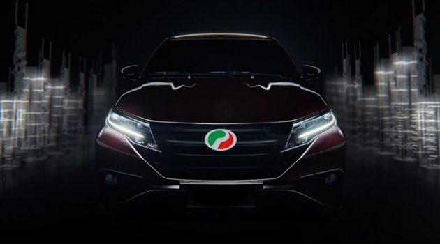 Perodua D38L SUV 或将基于 Rush 平台打造?