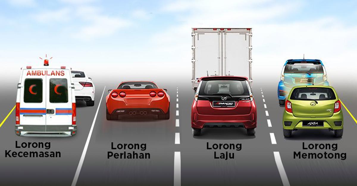 法规小知识: Fast Lane 开太慢原来是会收到传票的!