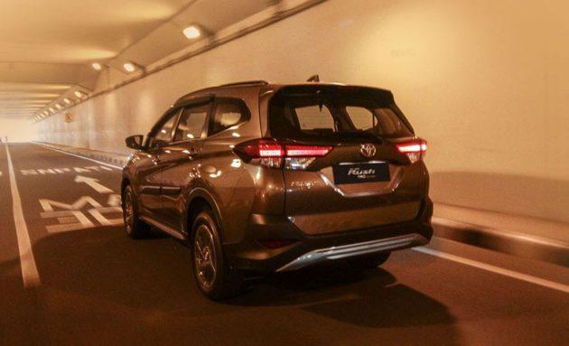 Perodua D38L SUV 或将基于 Rush 平台打造? | automachi.com