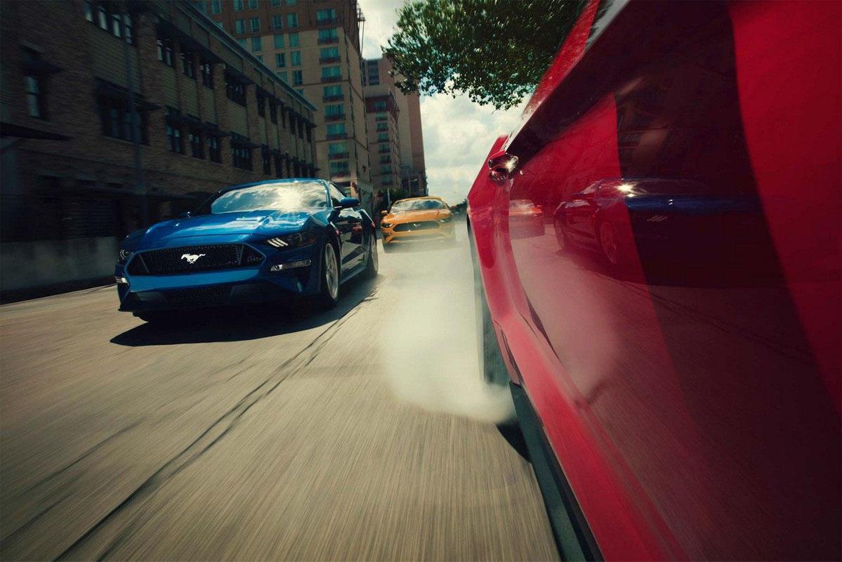 最超值二手车推荐: Ford Mustang 5.0 V5