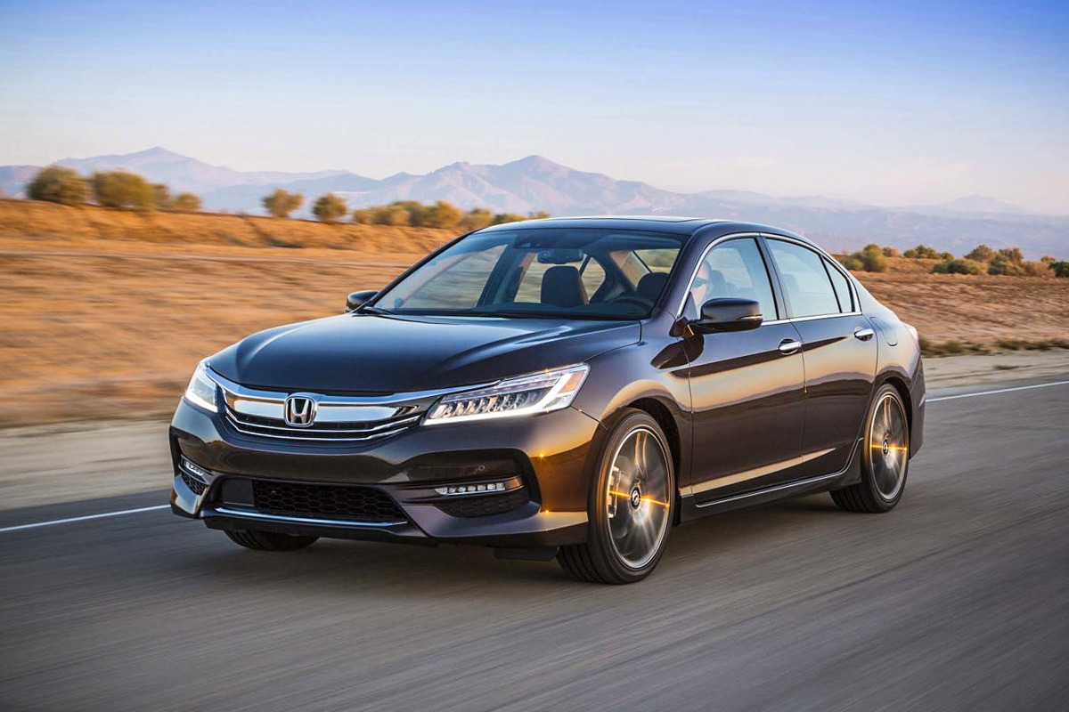 新旧比一比!2018 Honda Accord 进步在哪里?