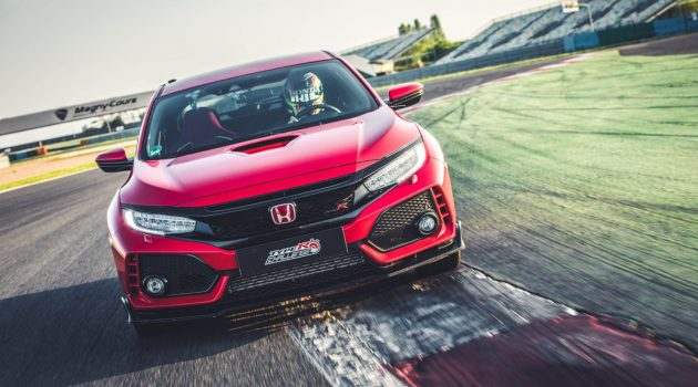 地表最速前驱! Honda Civic Type R 称霸又一赛道!