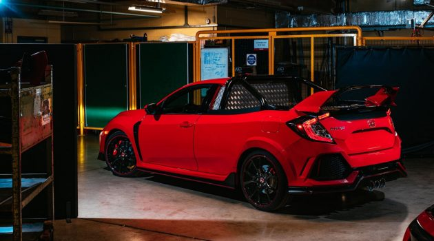 Civic Type R Pickup Concept ,地表最强皮卡!