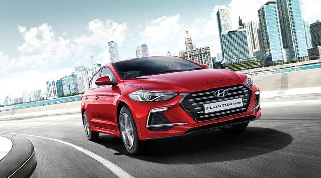 价格有所更新, Hyundai Elantra 只需 RM 109,888 就可买到!