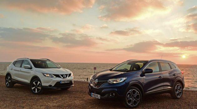 不分你我, Nissan Renault 或合并成为单一公司!