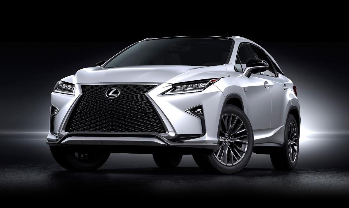 汽车冷知识: Lexus 车型命名解析!