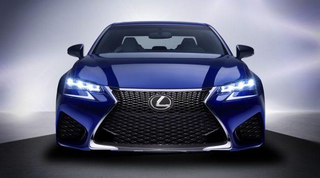 2019 Lexus GS 或十月登场,采用 GA-N 全新平台打造!
