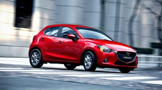 向现实低头?新一代 Mazda2 或变身 Crossover !