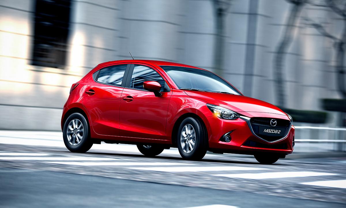 Mazda2 小改款8月登场,全新仪表板+主动式定速巡航!