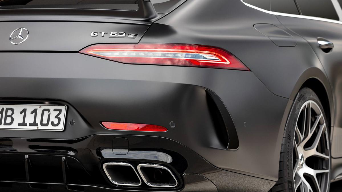 限量上市, Mercedes-AMG GT 63 S Edition 1 正式发表!