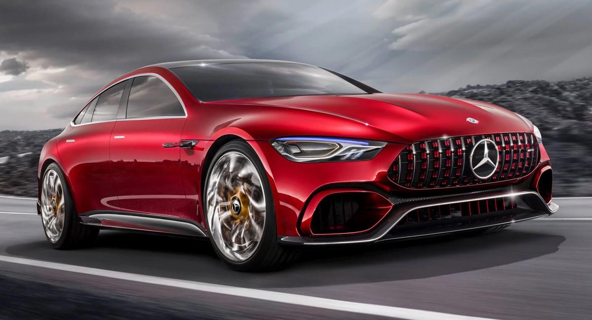 Mercedes-AMG 计划推出 800 hp 混动超跑!