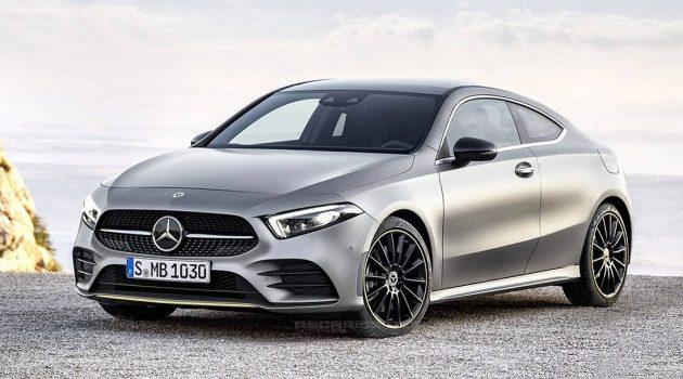 最入门双门奔驰, Mercedes-Benz A-Class Coupe 如何?