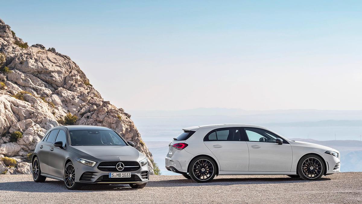 官网不见 A-Class! Mercedes-Benz A-Class 2018 要来了?