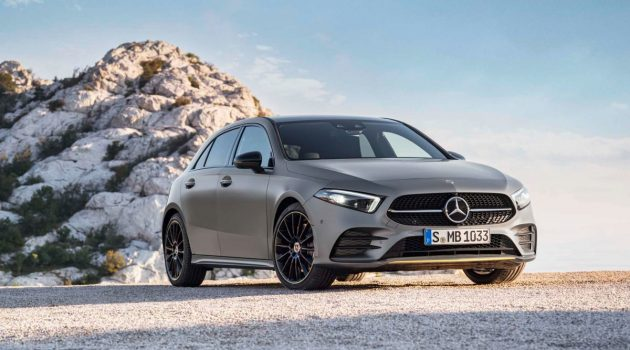 2018 Mercedes-Benz A-Class 开车影片,超时尚超有科技感!