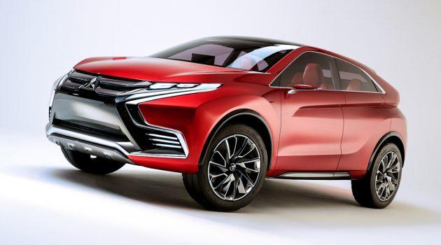 Mitsubishi Lancer 发布时间确认,确定变身 SUV !