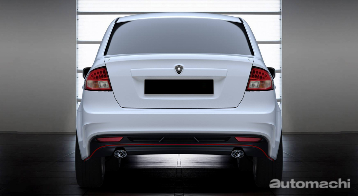 Proton Saga FLX TuneD 空力套件正式登场,售价 RM 1,980 !