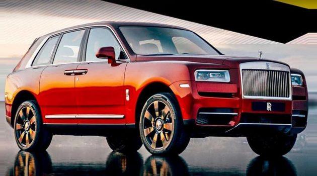 史上最贵 SUV ! Rolls Royce Cullinan 即将登场!