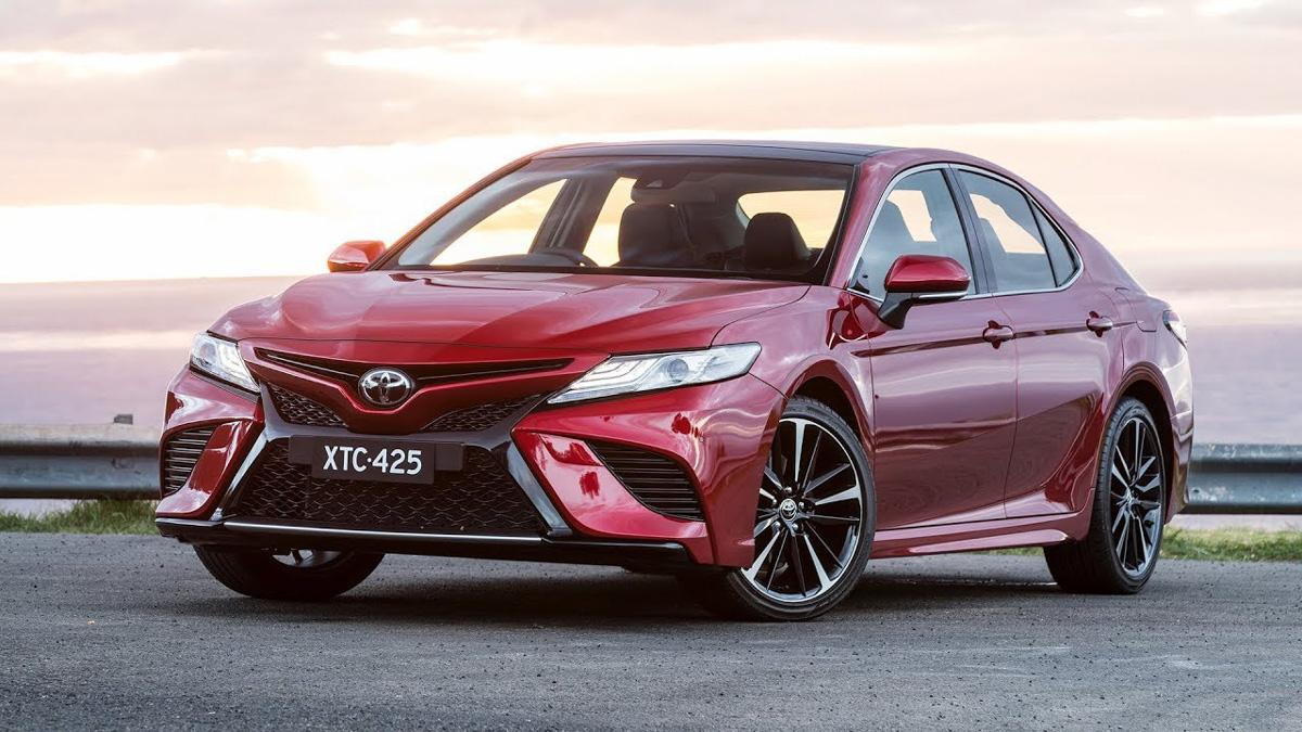 新旧比一比!2018 Toyota Camry 进步在哪里?