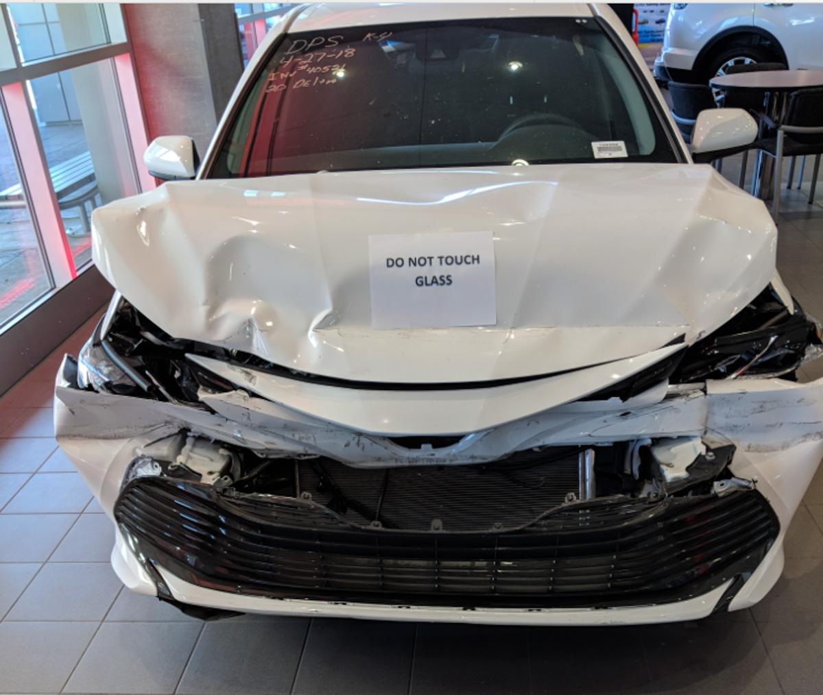 2018 Toyota Camry 有多安全?这张图说明一切!