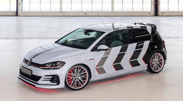 更上一层楼!411 hp 的 Volkswagen Golf GTI Next Level !