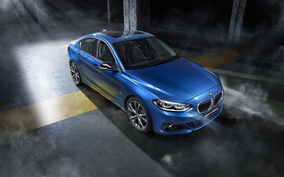 踏出中国! BMW 1 Series Sedan 正式在海外上市!