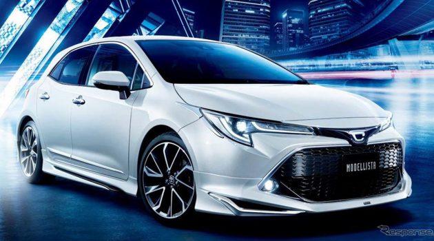 Toyota Corolla Sport Modellista ,少见的丰田运动风!