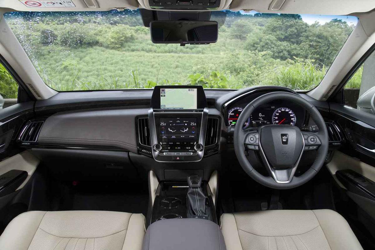 2019 Toyota Crown Majesta 正式登场!确定搭载涡轮引擎!