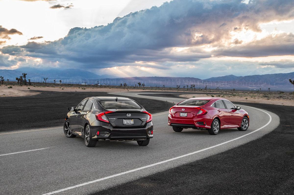 大马市场超值新车: Honda Civic FC 1.8S