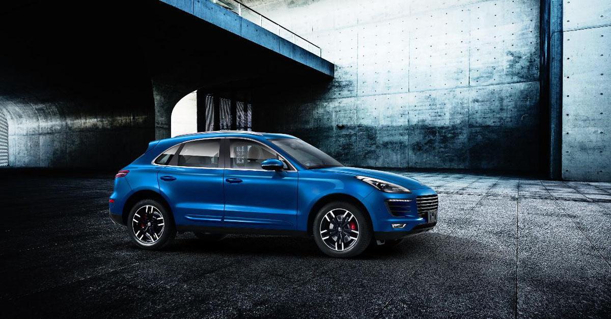 北汽幻速 X Series SUV , Urus 的廉价版?