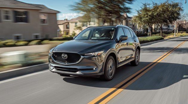 Mazda CX-5 或推2.5L涡轮增压版本!