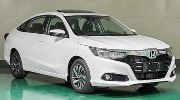 2018 Honda Crider 曝光,搭载 1.0L 涡轮引擎!