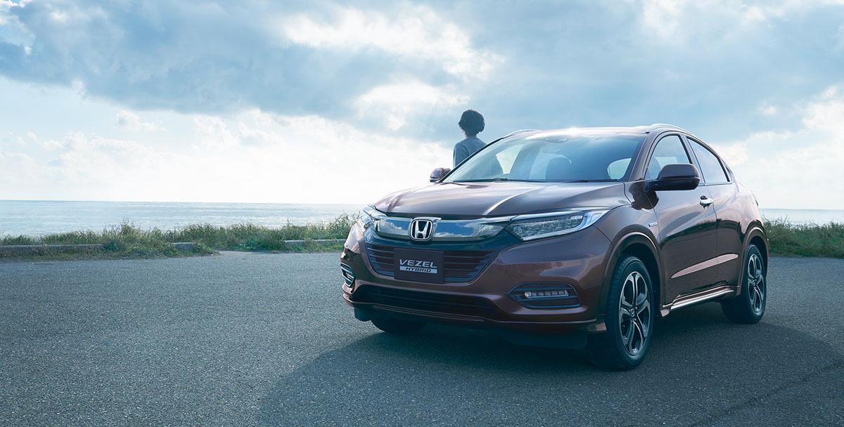 2018 Honda HR-V 泰国预告释出!大马下个月登场?