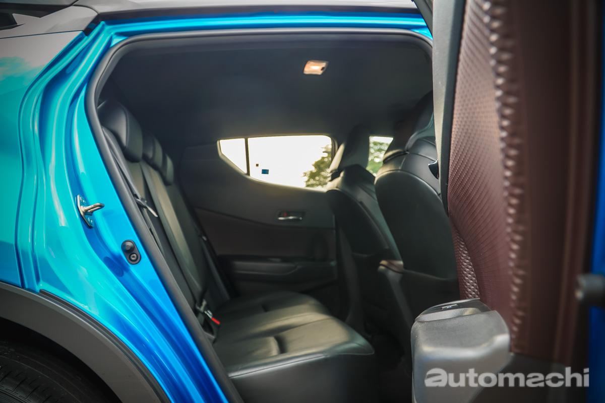 2018 Toyota C-HR ,提升很有感!