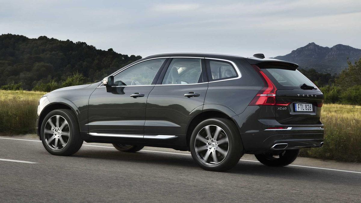Volvo XC60 T5 Twin Engine 或将登场,价格和油耗表现都更好!