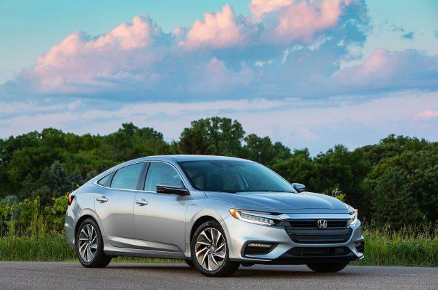 2019 Honda Insight 综合油耗表现达到21 km/L!