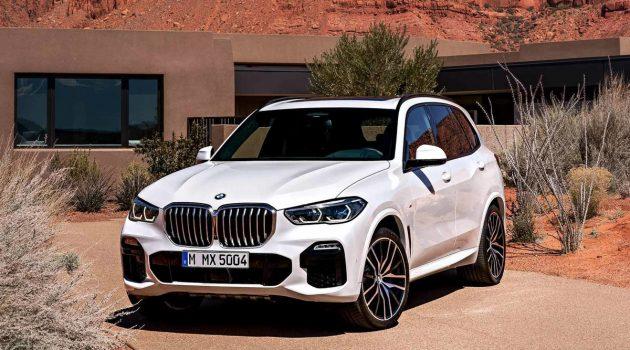 王者归来, 2019 BMW X5 正式发表!