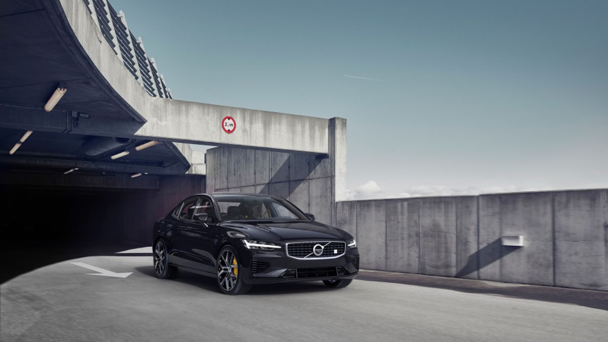 2019 Volvo S60 正式发表,最大马力415 hp!