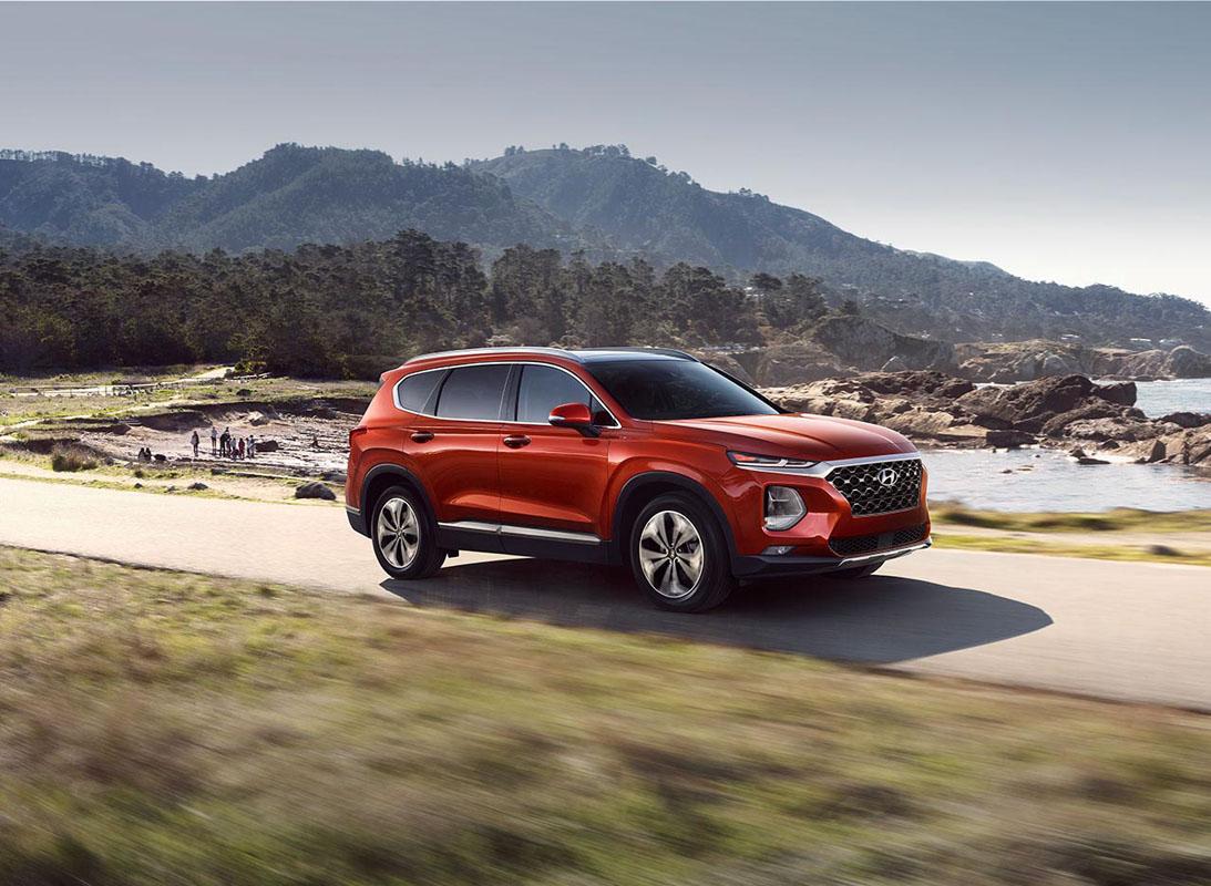 2019 Hyundai Santa Fe 现身我国,有望今年上市?