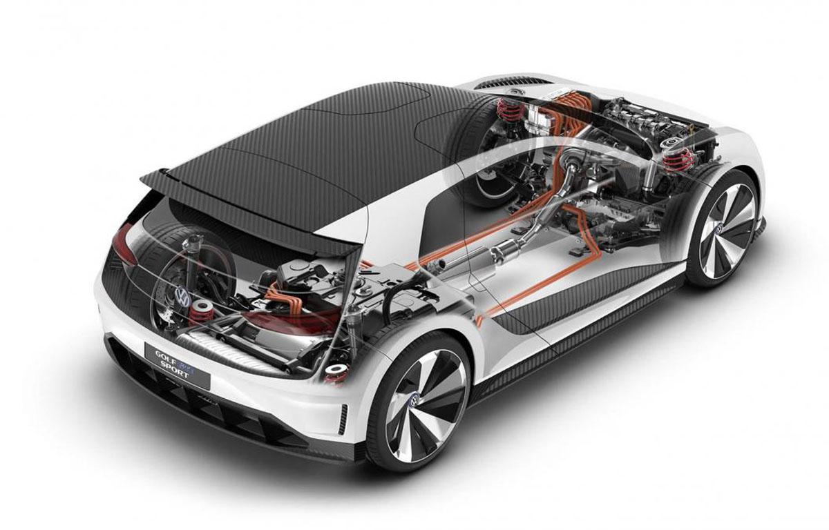 Volkswagen Golf R MK8 最大马力上看400 hp!