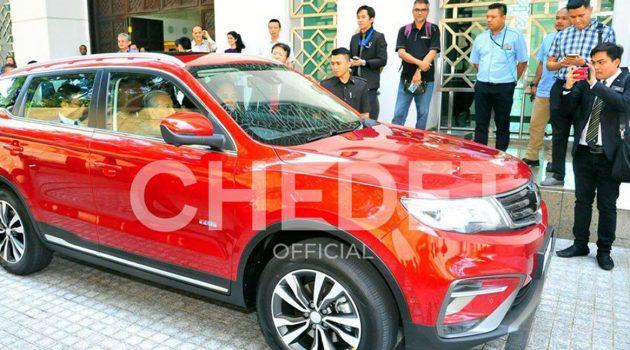 敦马称赞 Proton SUV 是一款适合市场的好车!