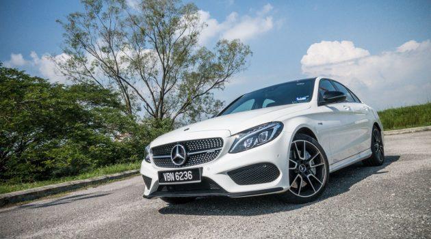 图库: Mercedes-AMG C 43 4Matic CKD,入门AMG房车!