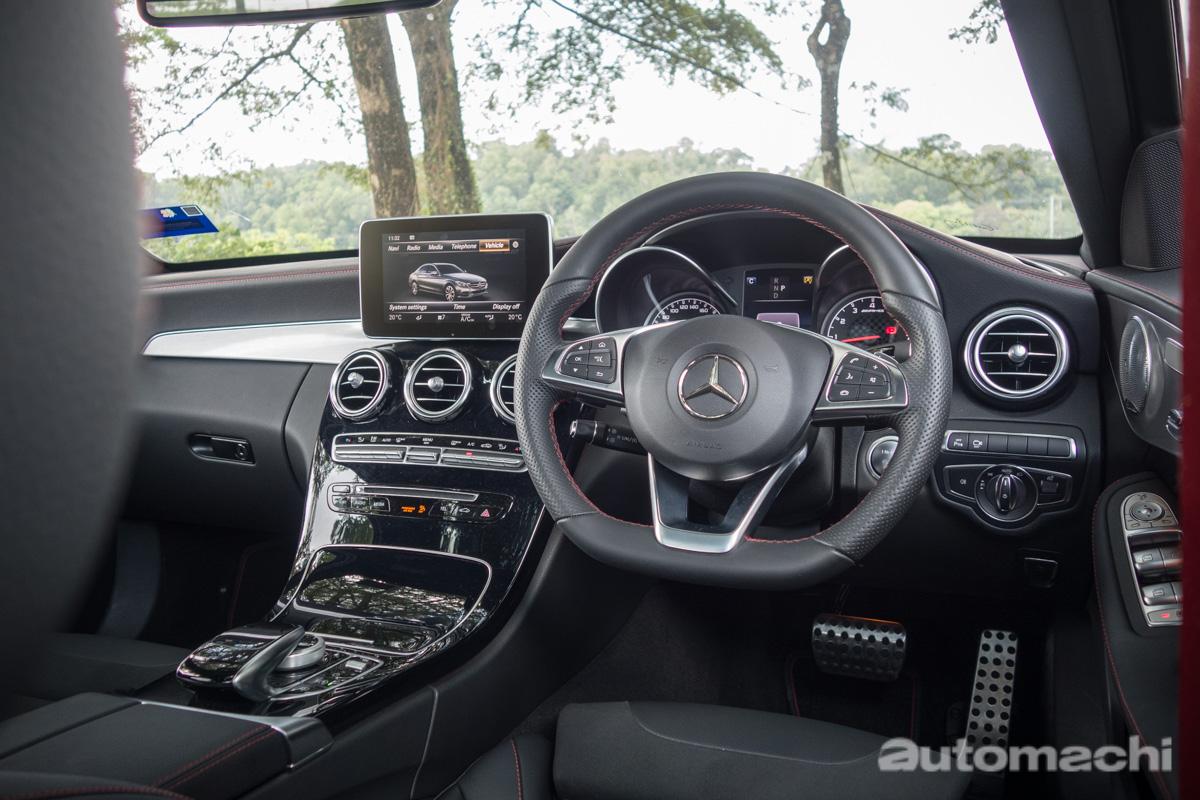 图库: Mercedes-AMG C43 4Matic CKD,入门AMG房车!
