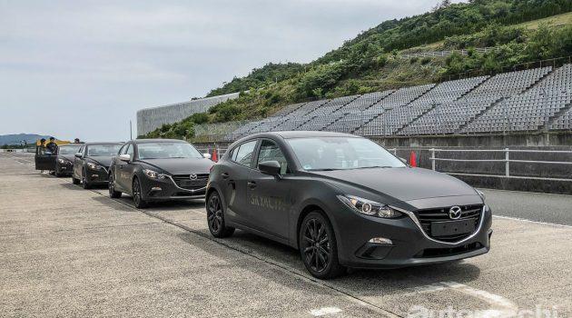 汽油引擎的革新,日本率先试驾 Skyactiv-X !
