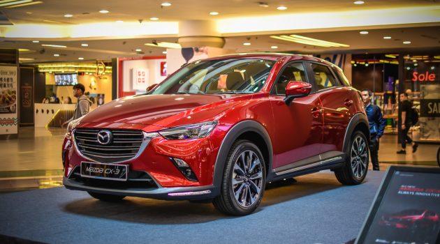 凡9月前订车, Mazda Malaysia 将吸收 SST 销售与服务税!